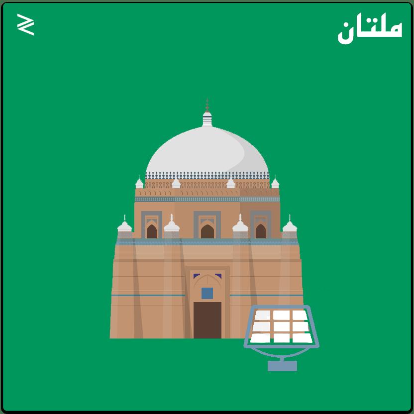 Zorays Solar Bijli Multan