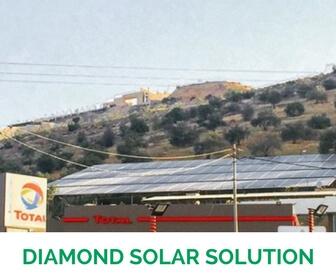 1800 W AC Diamond Solar Solution