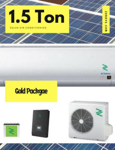 Gold Solar Air Conditioner