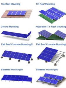 Solar Mounting Structure Strategies