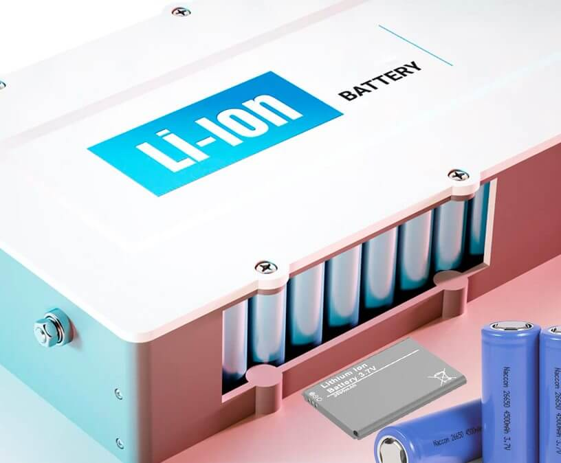 Lithium-ion solar power battery backup and storage cost – Specifications, Benefits and Life