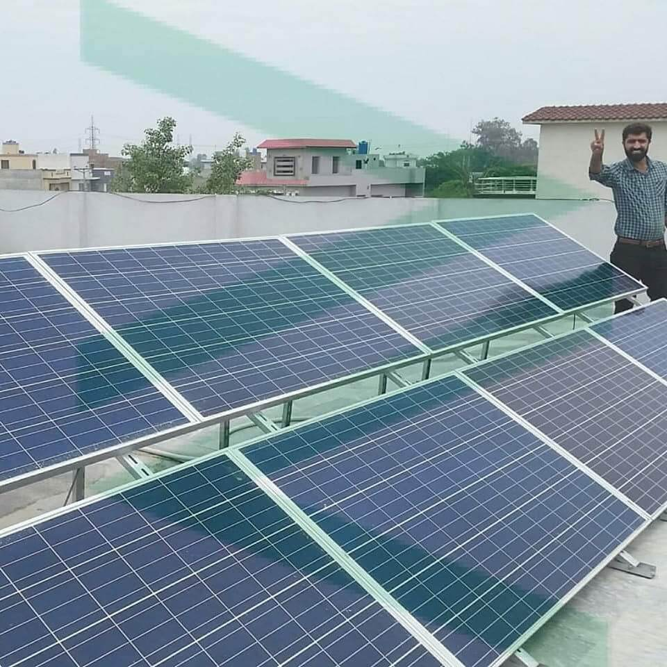 dry battery for solar system price in pakistan