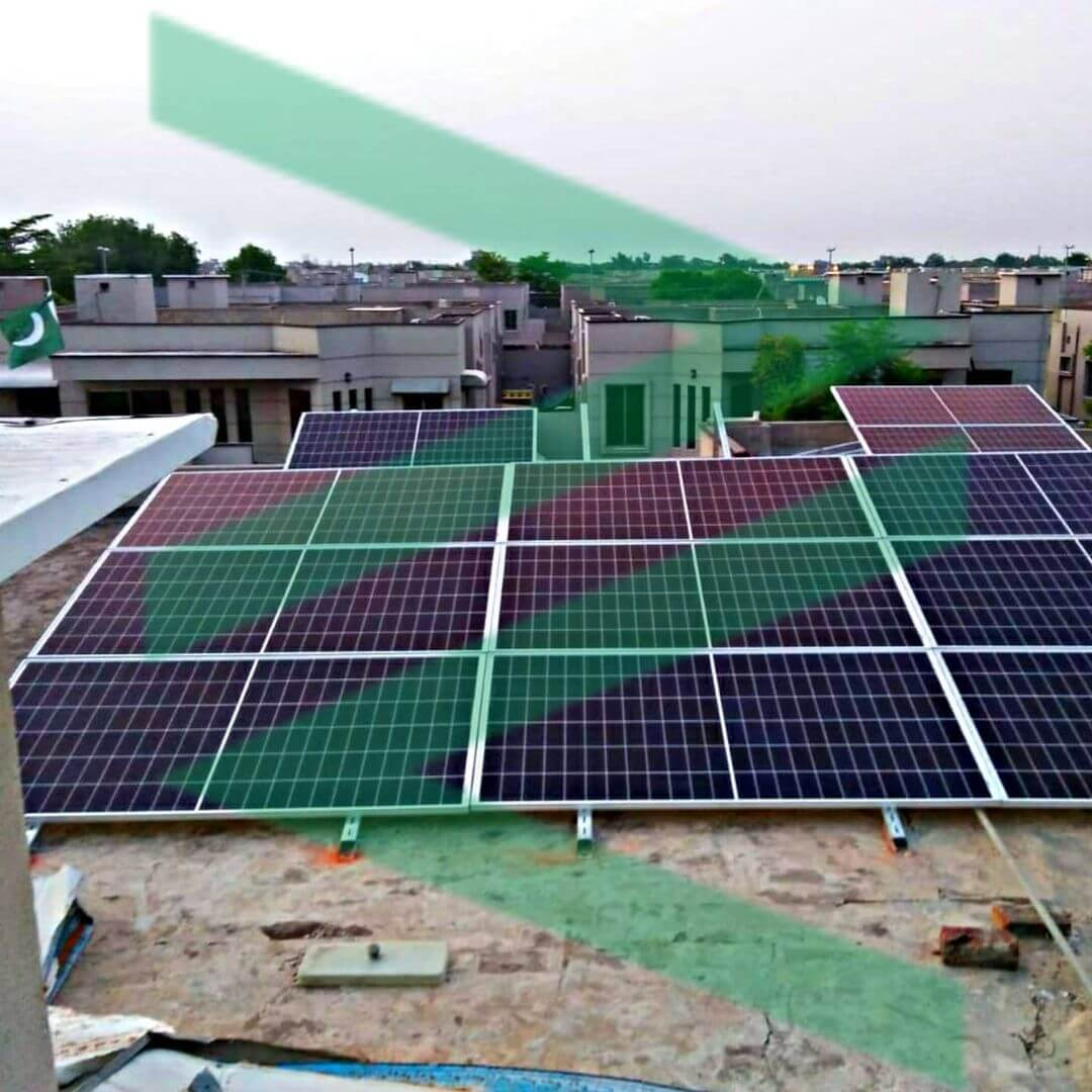 solar panels in pakistan for home